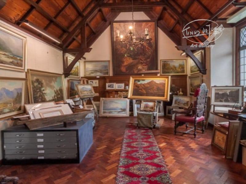 Tinus de Jongh Art Gallery