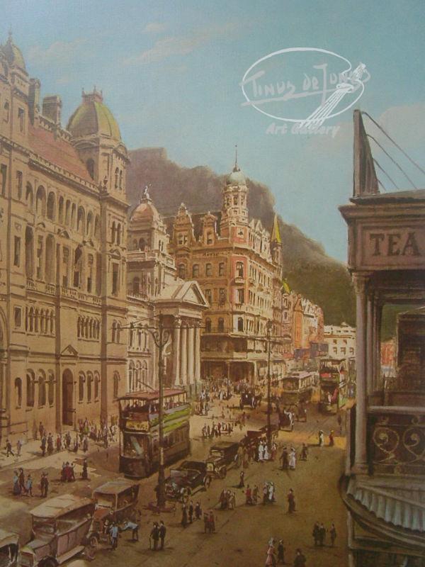 Adderley St Cape Town